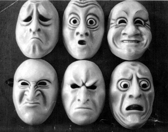 Les émotions universelles