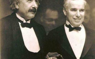 Clairvoyance et perception Einstein / Chaplin