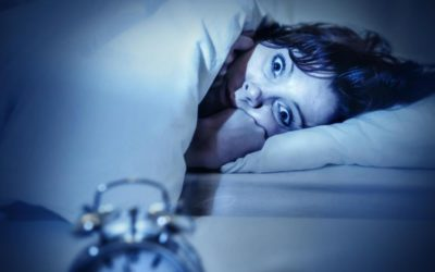 Se réveiller toute les nuits à la même heure